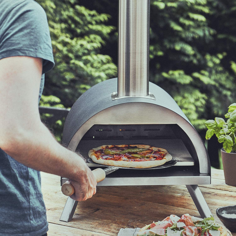 BURNHARD Horno para Pizzas