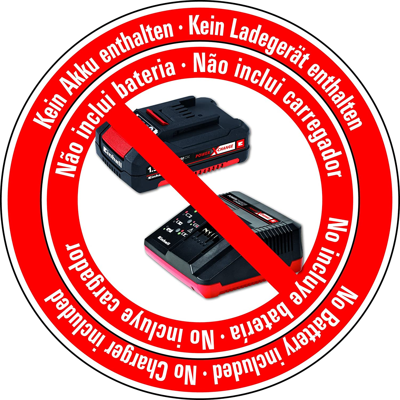 Accesorios para cortabordes y desbrozadoras 3405096 accesorio para cortaborde y desbrozadora Einhell GE-CT 36//30 Li E-Solo - Cortac/ésped Inal/ámbrico Power X- Change( altura de corte Cortabordes