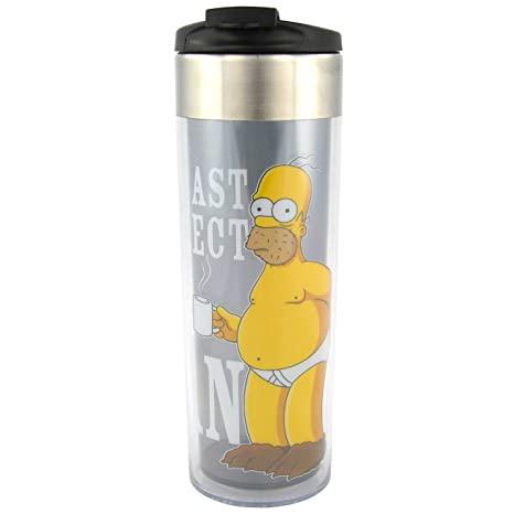 United Labels 119866 The Simpsons Taza to Go Homer