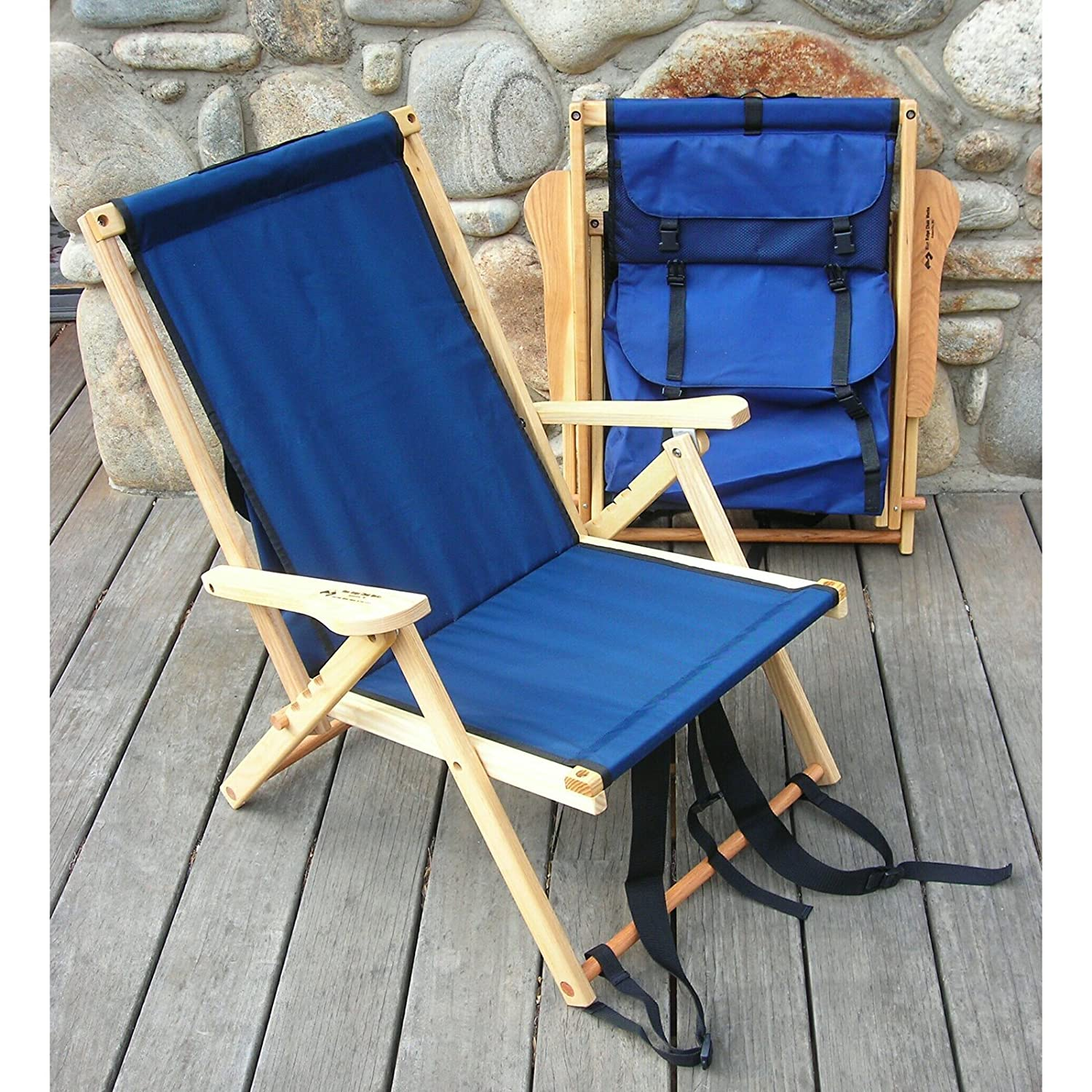 bar storage backpack with chairs towel outdoors beach cooler and weave dp com sports pouch chair amazon bahama blue tommy