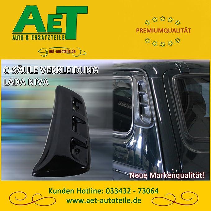 Styling Lufthutze Für Die C Säule In Schwarz Auto
