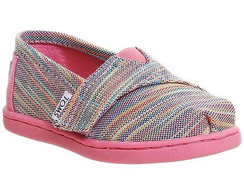 96cb8da994bb1 Toms Kids' 10009950 Alpargata-K: Toms: Amazon.ca: Shoes & Handbags