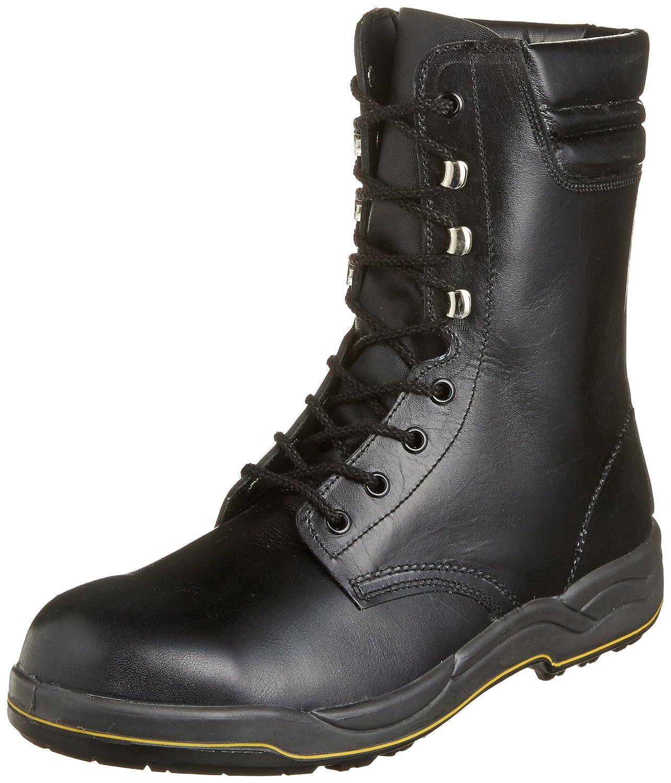 [ノサックス] Nosacks 安全靴 3層 ウレタン底 長編上 JIS規格 JMF5077 B003QVCYCC 23.5 cm|ブラック ブラック 23.5 cm