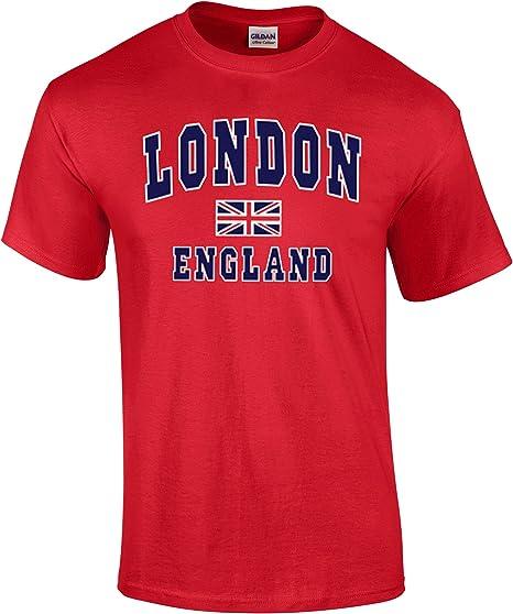 London Mix Design Printed Souvenir UNISEX Quality Cotton T shirt Tops 96