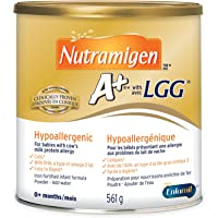 Nutramigen A+ with LGG Hypoallergenic Infant Formula, Powder, 561g
