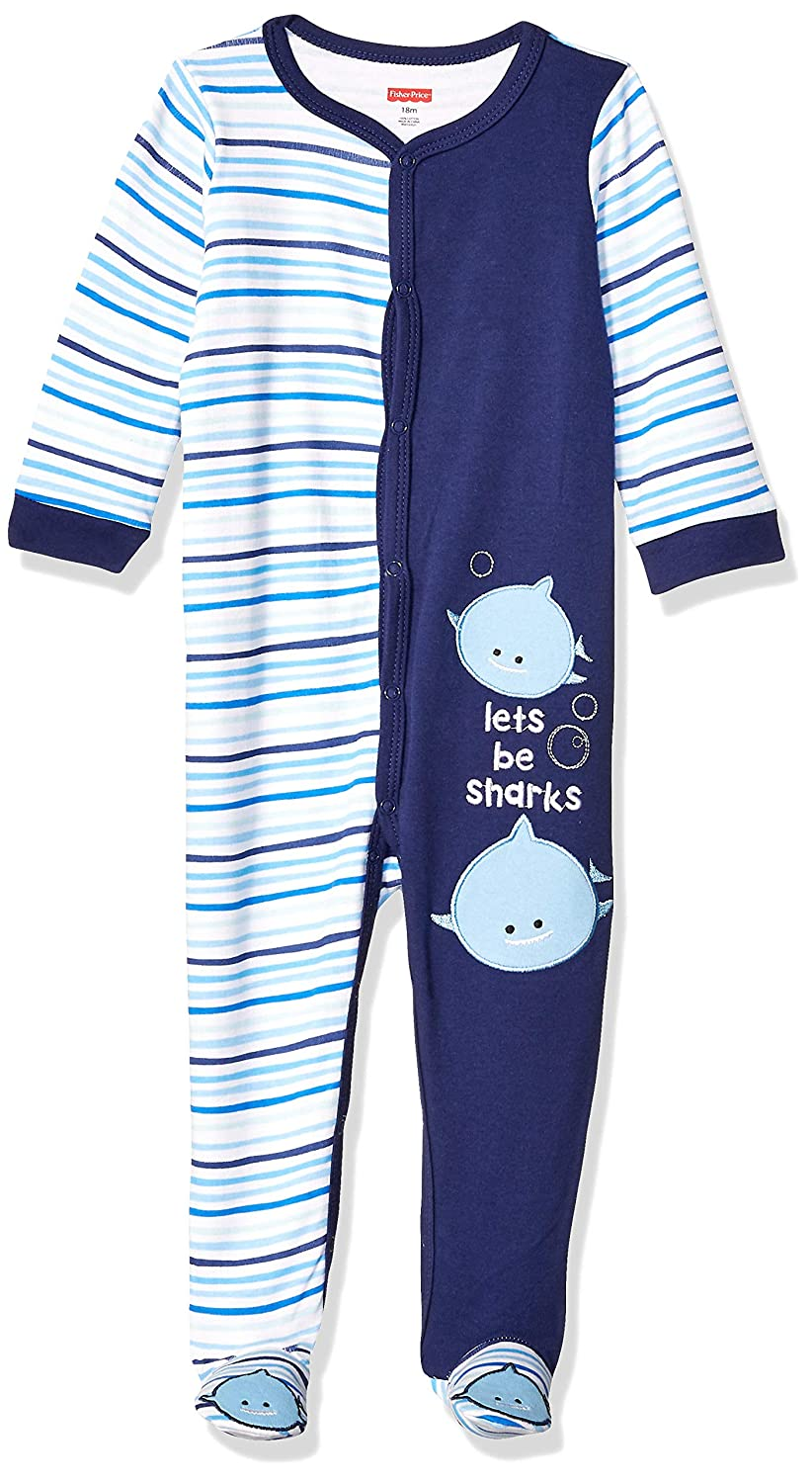 Fisher-Price Embroidered One-Piece Coverall