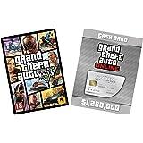 GTA V & Great White Shark Card Bundle [PC Online Code]