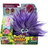 Peeka Puffs Plush Toy (Purple)