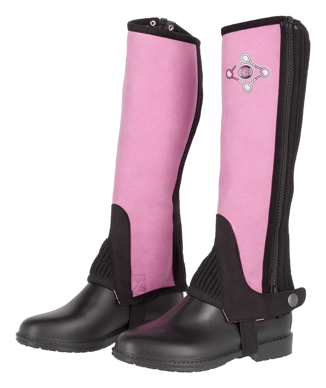 Gr/ö/ße 134 Chaps, Covalliero Kinder Kinderminichaps Lilli Black//pink