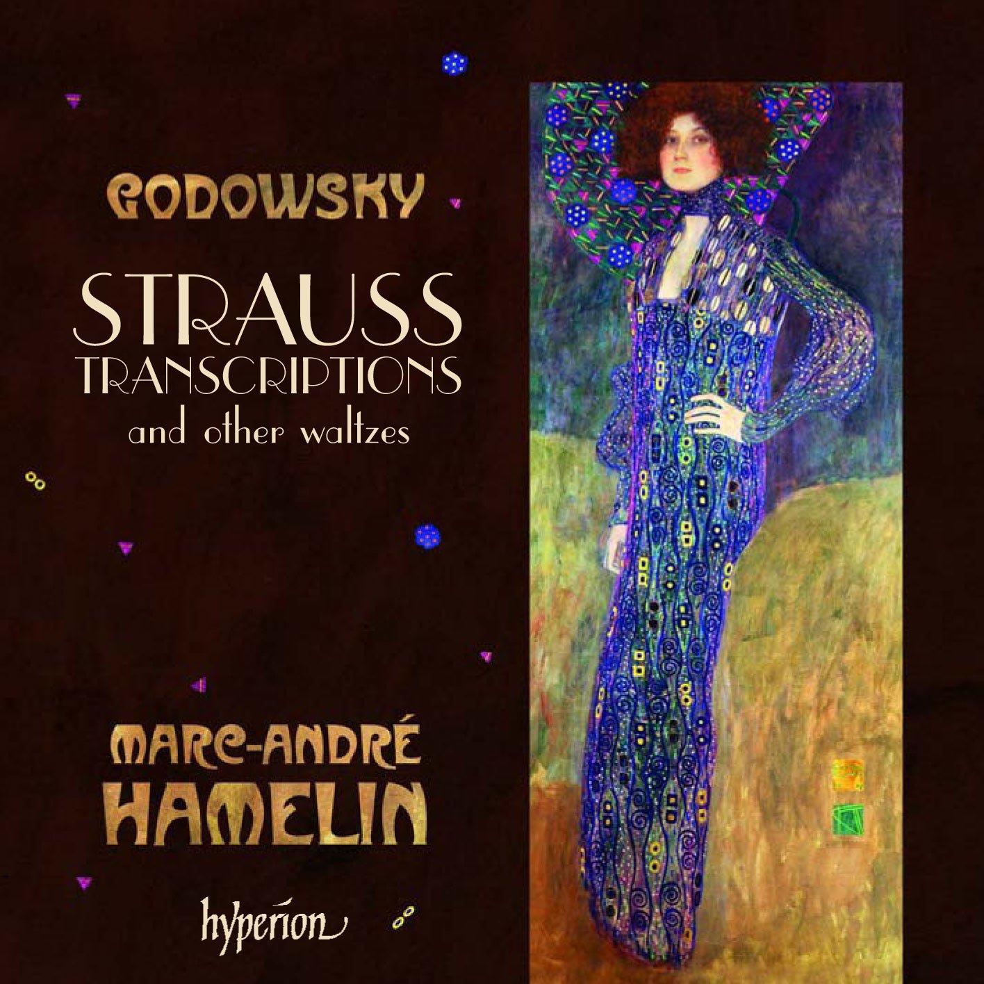 Godowsky: Strauss Transcriptions & other waltzes