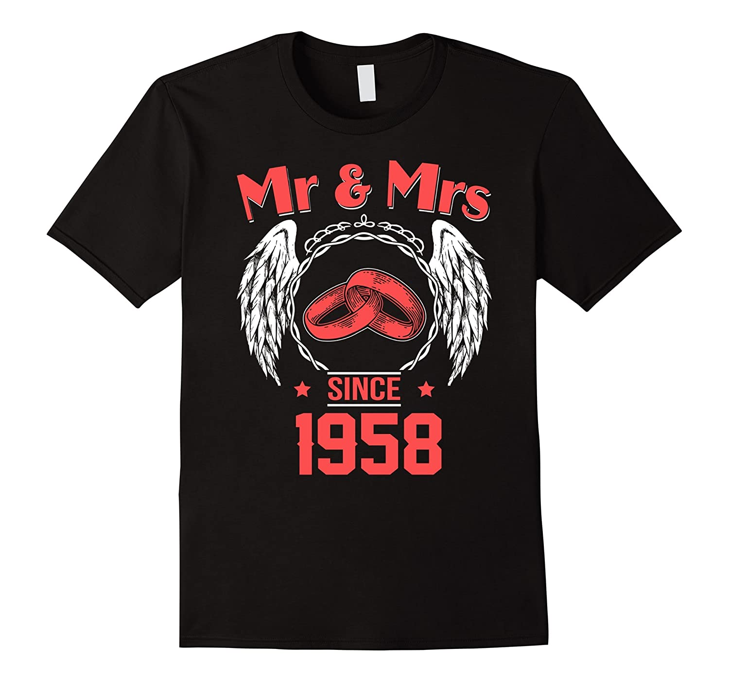 Wedding Gifts For Spouse: 59th Wedding Anniversary Gifts T Shirts For Husband For