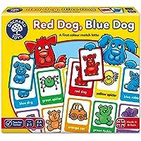 Orchard Kırmızı Köpek Mavi Köpek 2-5 Yaş Eğitici Oyun (044)