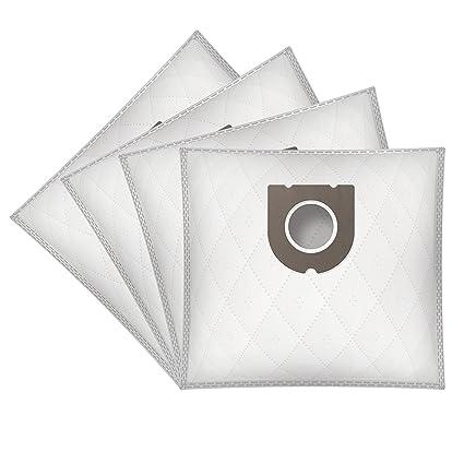 ✧WESSPER® Bolsas de aspiradora para UFESA AT 7308 (4 piezas ...