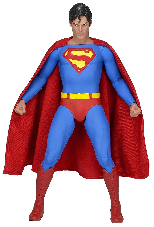 NECA 1 4 Scale Figure Superman (Reeve) Action Figure