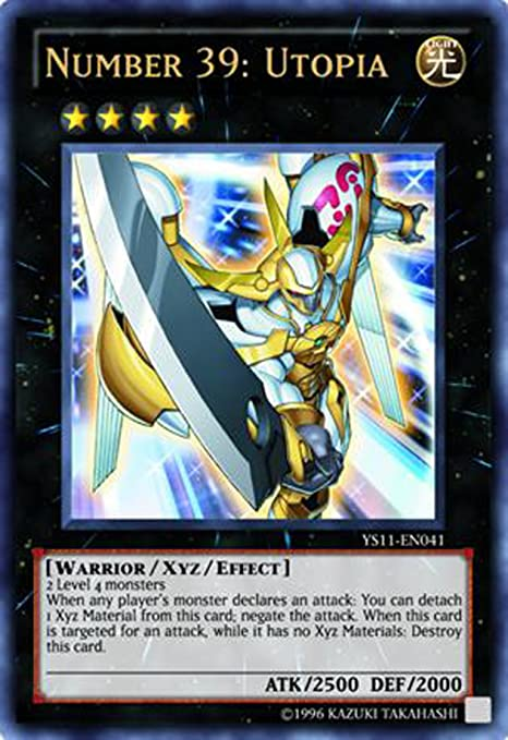 YuGiOh ZEXAL 2011 Starter Deck Dawn of the XYZ New Series New Monster Type!