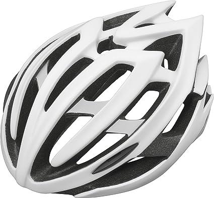 Abus - Casco de ciclismo, tamaño M, color blanco