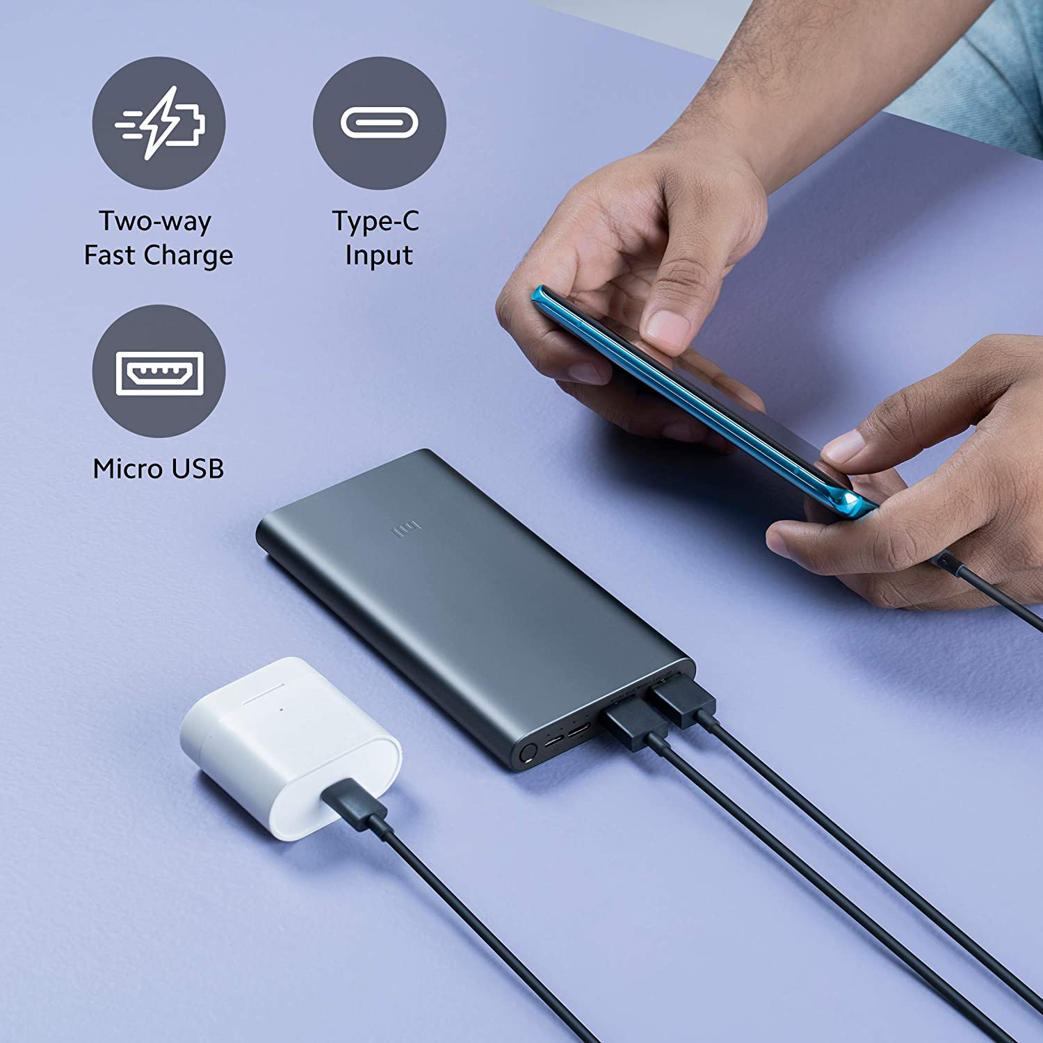 Best Deals and Offers on Power Banks in Amazon Great Indian Sale 2020