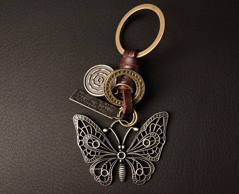 AuPra Butterfly Porte-cl/és