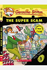 Geronimo Stilton - The Super Scam Paperback