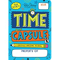 Time Capsule: A Seriously Awesome Journal: A Seriously Awesome Kid's Journal