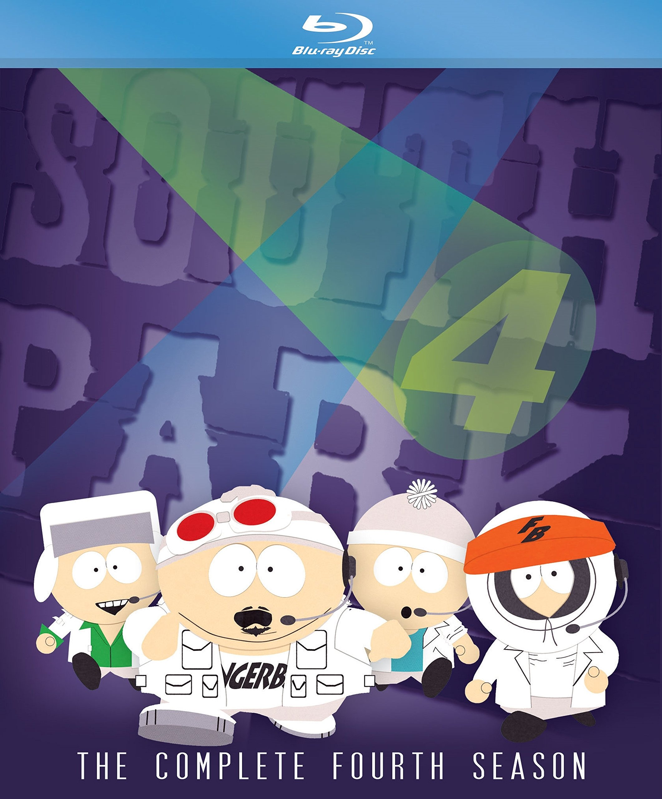 South Park: The Complete Fourth Season [Blu-ray]
