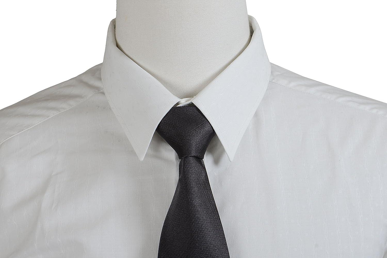 Valentino Dark Gray Mens 100/% Silk Neck Tie