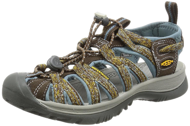 KEEN Whisper Sandal - Women's B01H757N6O 9 B(M) US|Cascade/Stone Blue