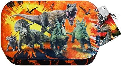 Jurassic World Dinosaur - Estuche para lápices: Amazon.es: Oficina y papelería