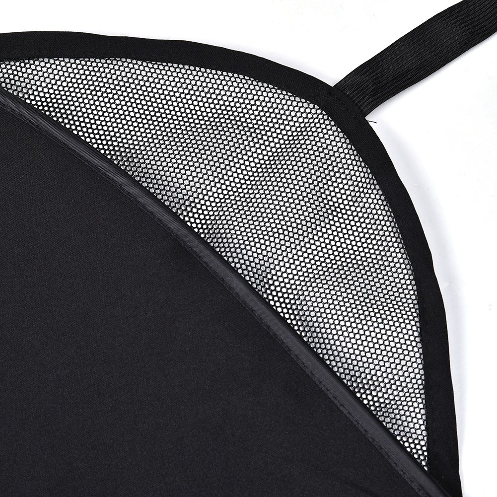 Sun Shade for Strollers WZTO Baby Car Seat Sun Shade Cover Soft, Breathable, Baby Stroller Canopy Air-Permeable and Universal Fit Strollers by WZTO (Image #4)