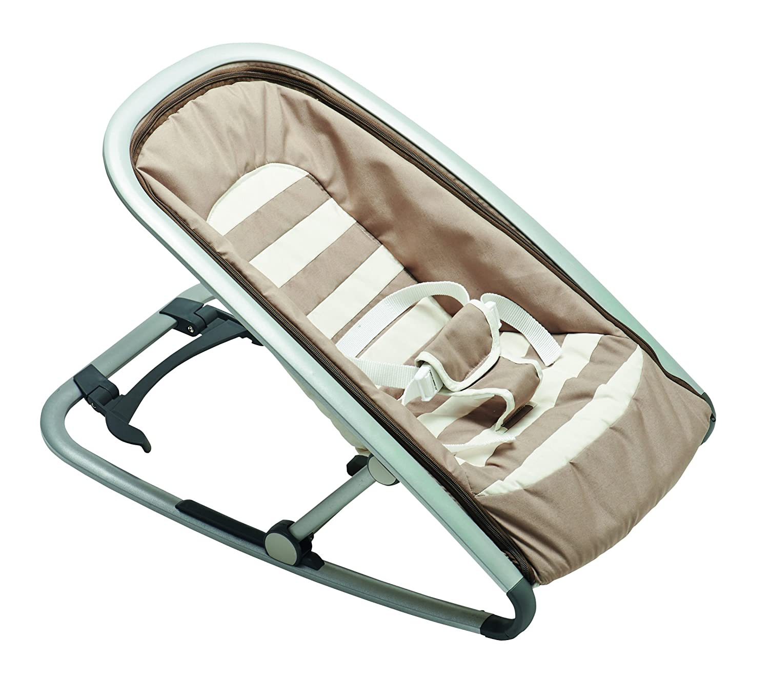 Geuther - Baby-Wippe Shirley, beige/weiß Geuther Kindermöbel 4707 150