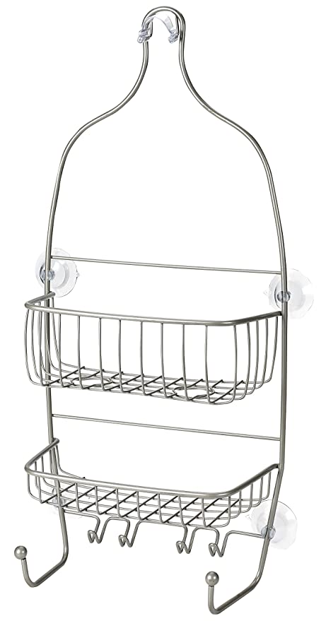 Amazon.com: Hanging Shower Caddy - Stainless Steel and Rust Free ...