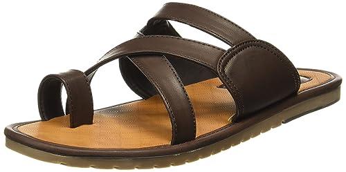 9b8171b22e43c BATA Men s Glance Tr Brown Flip Flops Thong Sandals-10 UK India (44 ...