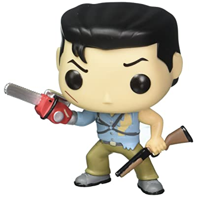 Funko POP Movies: Evil Dead - Ash Vinyl Figure: Funko Pop! Movies:: Toys & Games