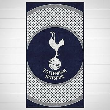 Tottenham Hotspur F.C., toalla de be de terciopelo toalla de playa grande, aprox 150