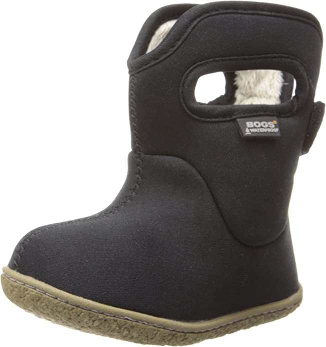 Toddler Snow Boots for High Insteps