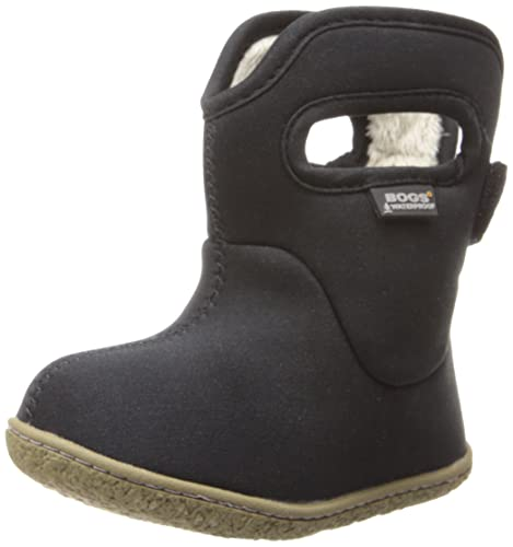 d4de0315a Bogs Baby Classic Solid Waterproof Boot (Toddler): Amazon.ca: Shoes ...