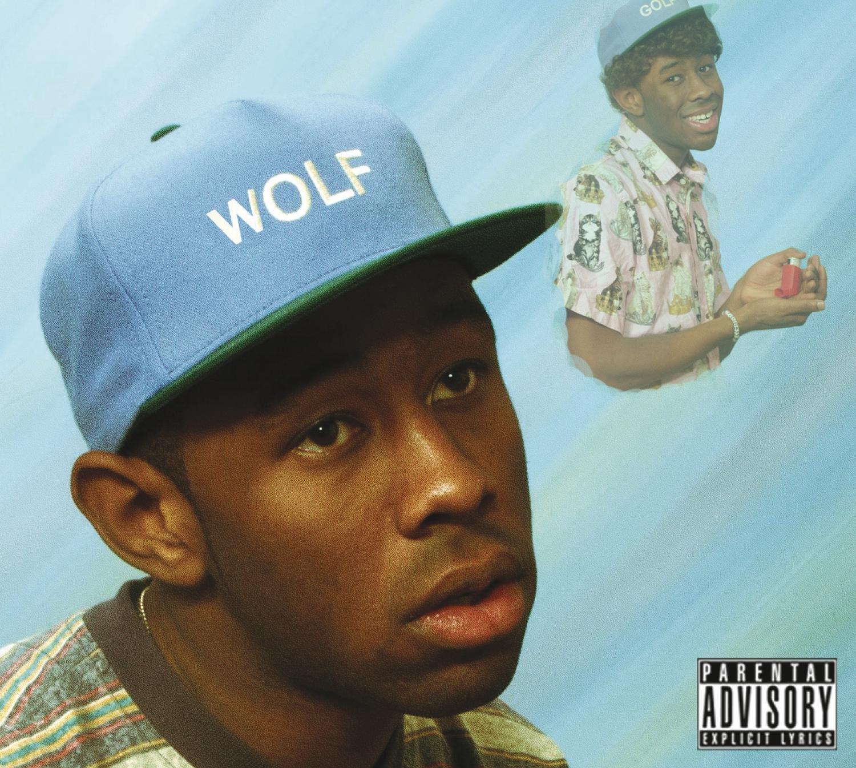 CD : Tyler, The Creator - Wolf (CD)