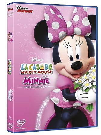 Pack La Casa De Mickey Mouse: Minnie Y Su Desfile De Lazos De Invierno (