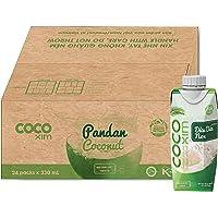 CocoXim - Pandan coconut water taste | 330ml x 24 packs