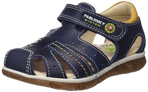 Pablosky 583226, Sandalias con Punta Cerrada para Niños: Amazon.es: Zapatos y complementos