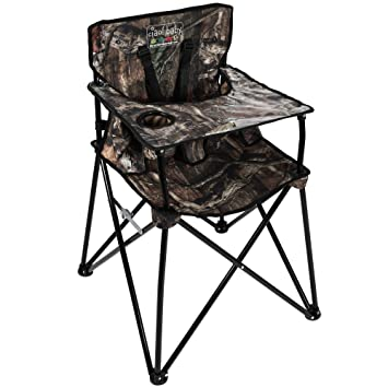 Amazing Ciao Baby Portable Highchair Mossy Oak Infinity Gmtry Best Dining Table And Chair Ideas Images Gmtryco