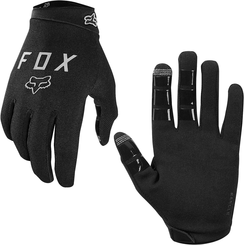 Fox Ranger Herren Mtb Handschuh S Schwarz Grau Weiß Sport Freizeit