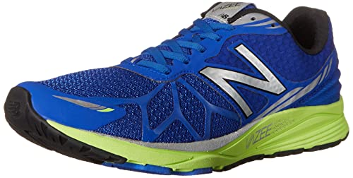 New Balance Mpacebg - Zapatillas de running Hombre, Azul - Bleu (Blue/Green/458), 40 1/2: Amazon.es: Zapatos y complementos