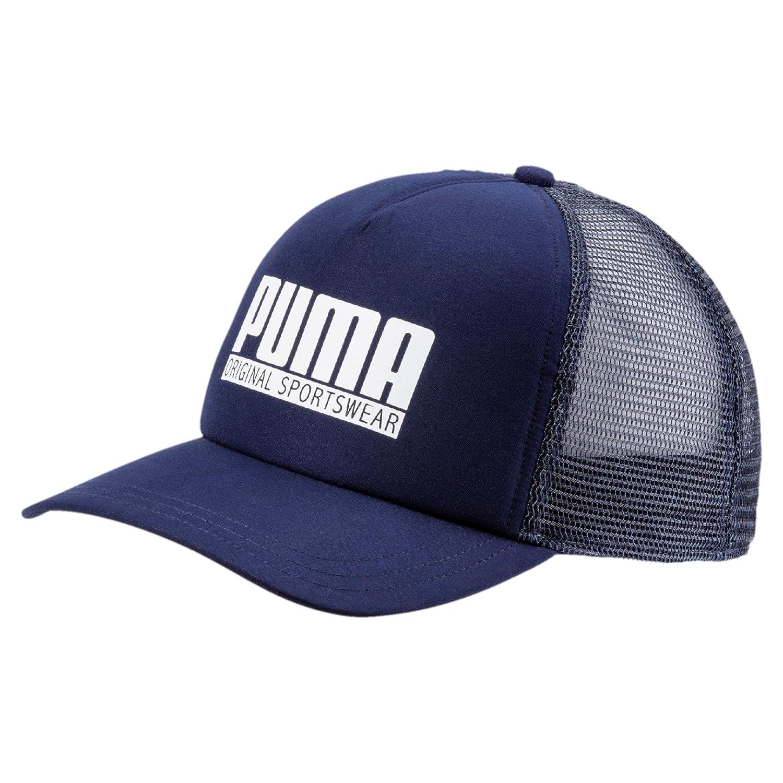 Puma Style Trucker Cap Peacoat One Size 21474 02