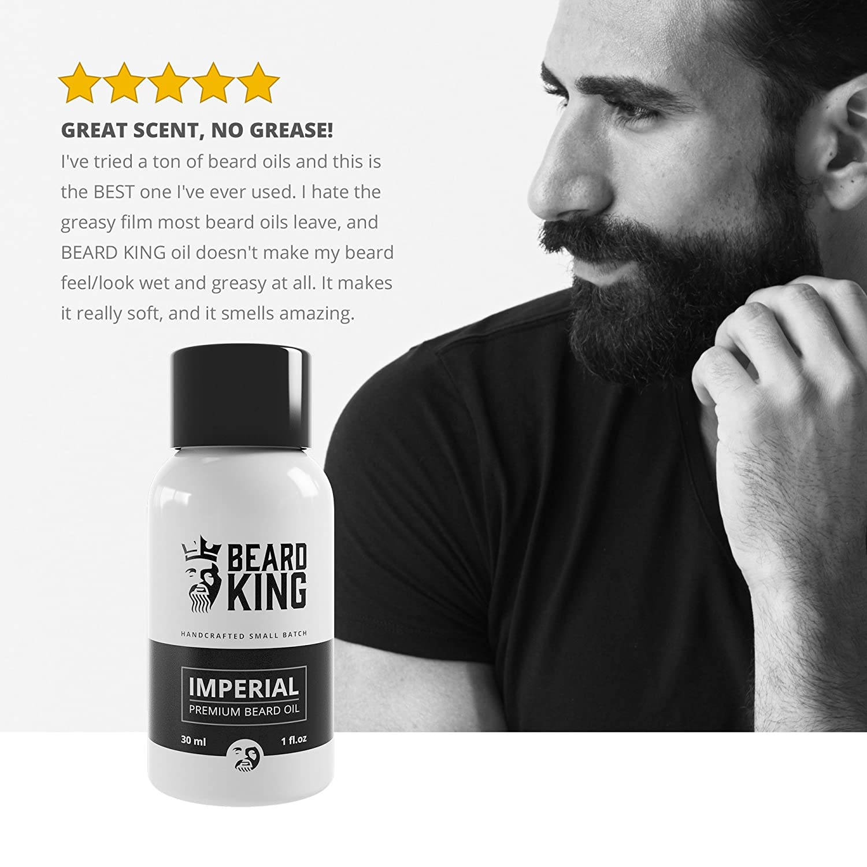 Health & Beauty Health & Beauty Hand Crafted Caveman® Beard Oil Beard Conditioner Free Wooden Beard Comb Caveman Easy To Lubricate