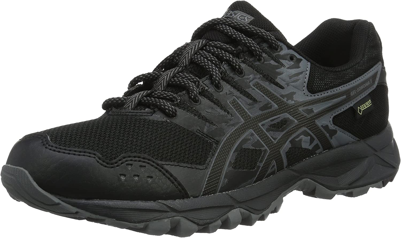 ASICS Gel-Sonoma 3 G-TX Trail, Zapatillas de Running para Asfalto para Mujer