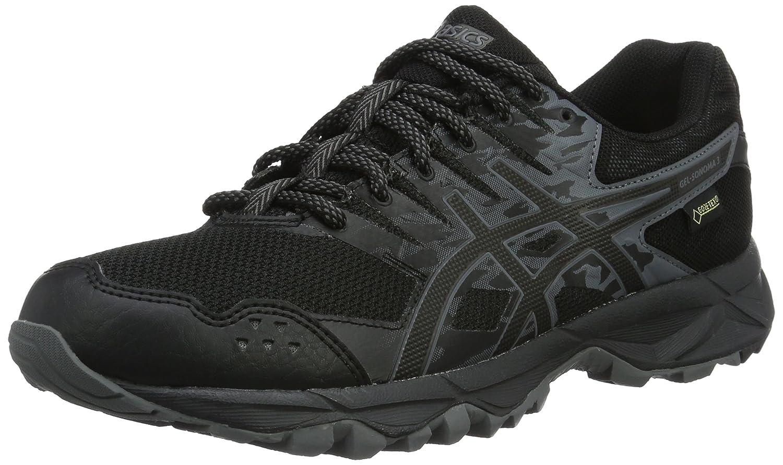 Asics Gel-Sonoma 3 G-TX, Zapatillas de Running para Asfalto para Mujer 37.5 EU|Negro (Black/Onyx/Carbon 9099)