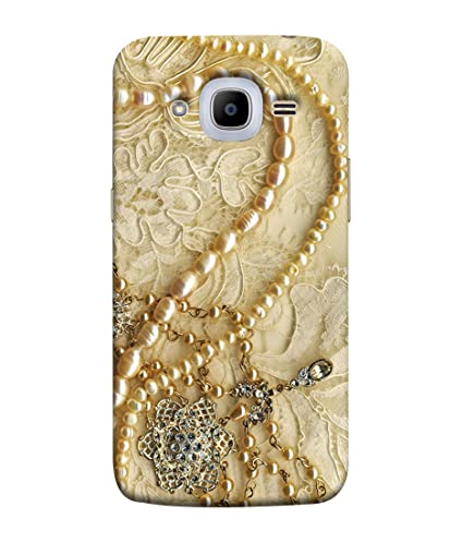 new products 7bf56 6f799 FUSON Printed Designer Back Case Cover for Samsung Galaxy J2 (6) 2016 J210F