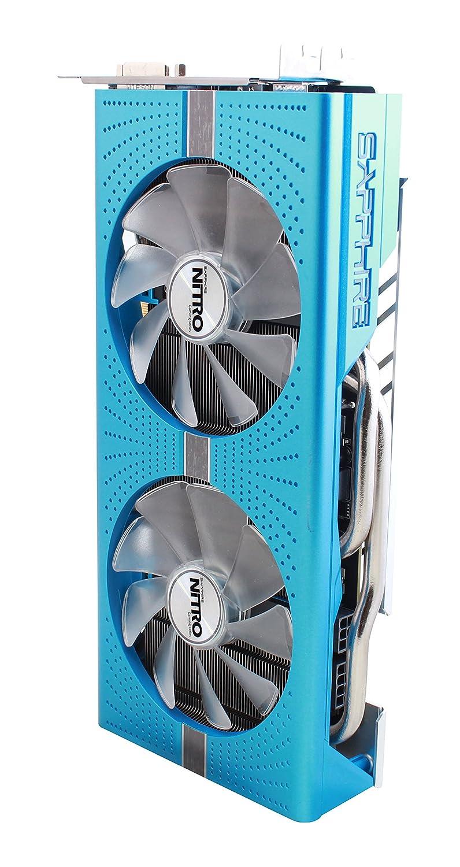 Mua sản phẩm Sapphire Radeon Nitro+ RX 580 8GB GDDR5 Dual HDMI / DVI