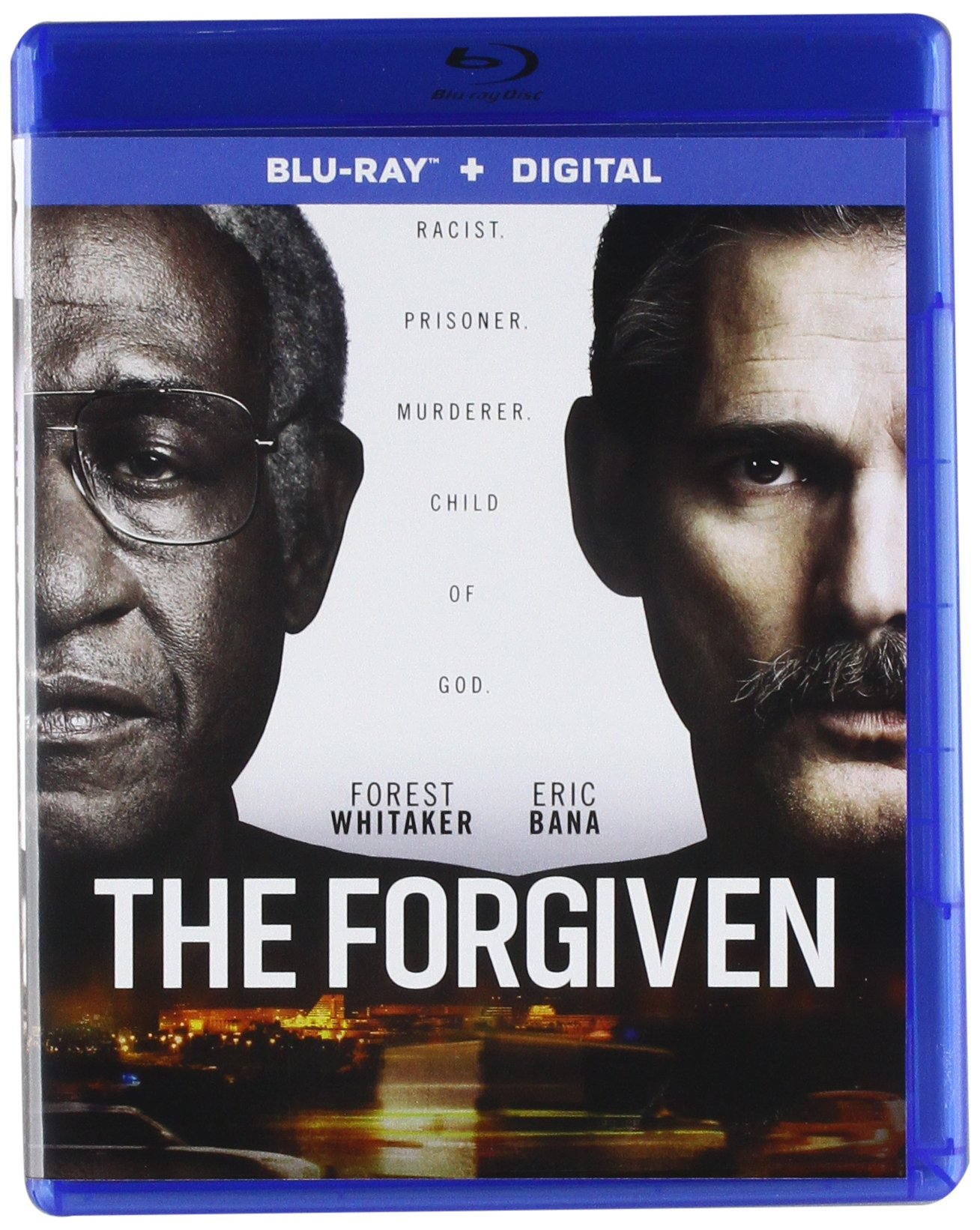 Blu-ray : The Forgiven (Digital Theater System, AC-3, Widescreen, Subtitled)